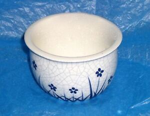 Dedham Pottery Potting Shed Small Flower Bowl