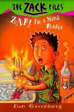 Zap! I'm a Mind Reader:  The Zack Files 04-ExLibrary