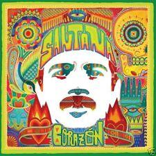 CD de musique pour Pop Santana