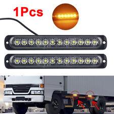 12LED Amber Strobe Light Truck Hazard Beacon Flash Warn Emergency 12-24V~GN