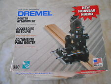 Dremel Router Attachment 330, In box, Never used.