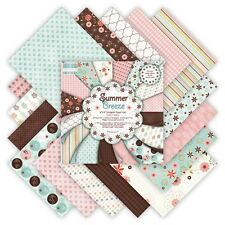 """First Edition Summer Breeze Sample Paper Pack (16 sheets x 6x6"""" size)"""