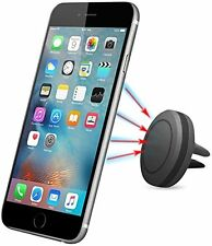 Magnet In Car Phone Holder for Air Vent Mount for all Smartphones & GPS Devices