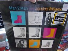 Man 2 Man Meets Jessica Williams These Boots Are Made 12 Inch JDC Records VG+
