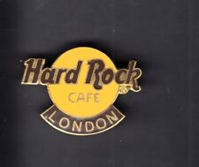 Hard Rock Cafe 1.5 inch Round Pin London