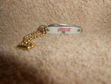 Coca-Cola Miniature or Mini Key chain   Pocket Knife  unused