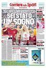 CORRIERE DELLO SPORT ** TOTTI addio al calcio ** Perfect, 29/5/2017 never opened