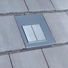 Klober Grey Flat Tile Vent Suits Mini Stonewold,Marley,Modern,Calderdale