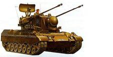 Tamiya 35099 - 1/35 Bundeswehr Flakpanzer Gepard - Neu