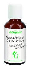 Bergland Sauna-Aufguss Ensoleillé Orange 50 ml