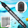 200-1200W Submersible Heating Rod Sticker LED Water Heater Aquarium Fish Tank **