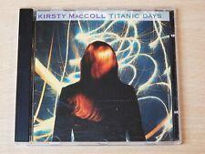 Kirsty MacColl/Titanic Days/1994 CD Album