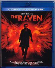 The Raven Blu-ray (no DVD) John Cusack