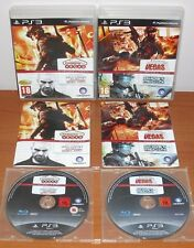 Rainbow Six Vegas 1&2 Collection, extra: Splinter Cell DA & Ghost Recon AW2, PS3
