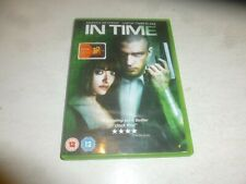 IN TIME - 2012 DVD in It's Orginal case
