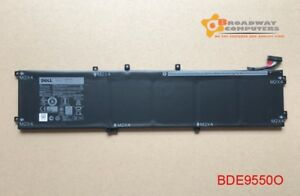 84Wh Original 4GVGH Battery for Dell XPS 15 9550 P56F 1P6KD RRCGW (not for 9560)