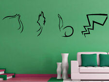 Vinyl Abstract Modern Wall Decals & Stickers