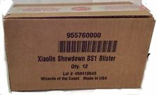 Xiaolin Showdown CCG Blister Booster Box