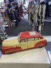 Vintage Wolverine Tin Friction Car  Taxi -t903 RARE