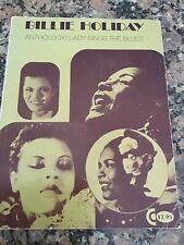 Billie Holiday anthology lady sings the blues song book