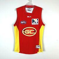 Gold Coast Suns BLK Rare Players Edition Guernsey AFL Size Men's Medium