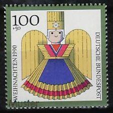 Specimen, Germany ScB700 Christmas, Angel.