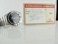 OMEGA CONSTELLATION Chronometer AUTOMATIC DATUM HERREN ARMBANDUHR 36mm