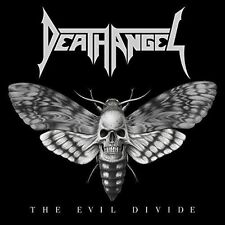 Evil Divide [CD/DVD] * by Death Angel (CD, May-2016, 2 Discs, Nuclear Blast)