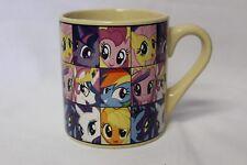 Many Faces of My Little Pony 2013 Hasbro Hub Coffee Cup Mug
