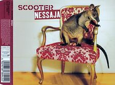 SCOOTER : NESSAJA / CD - TOP-ZUSTAND