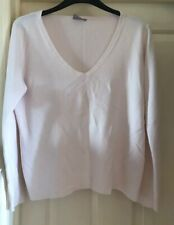 TU Soft Pale Pink Jumper, Size 18 - Lovely!