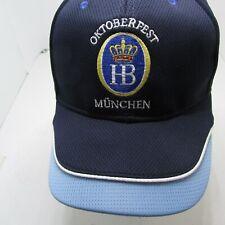 Hofbrauhaus Oktoberfest Baseball Cap - Navy