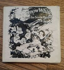 Walt Disney Snow White and the Seven Dwarfs - The Missing Reel - Super 8