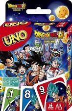 Dragon Ball  UNO   Spielkarten   offiziel lizenziert