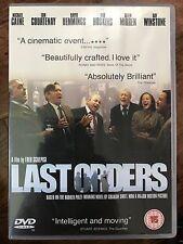 Michael Caine Bob Hoskins Ray Winstone LETZTE BESTELLUNGEN 2001 Britisch Drama