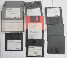 "MSC Minilab Agfa 3.5"" Diskettes - L8.8506.1060.0 Originals Backups - USED D101"