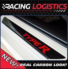 Honda Civic Type R MK 10 X Door Sill Real Carbon 6d LOOK Type-r GT VTEC Turbo