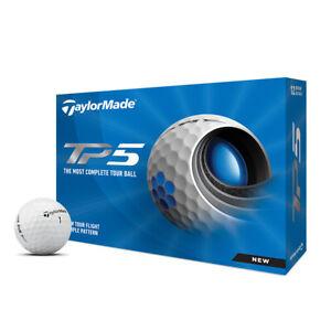 NEW TaylorMade 2021 TP5 Golf Balls - 12pk - Drummond Golf