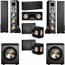 BIC Acoustech PL-980 7.2 Home Theater System