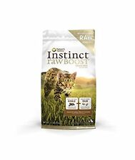 Instinct Raw Boost Grain-Free Duck Meal and Turkey Meal Formula Dry Cat Food by