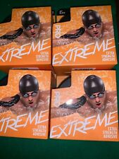"KT Tape Pro Extreme Kinesiology Sports Tape ~ Jet Black-4/20 Strips (10"" Precut)"