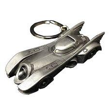 Batmobil  - Batman  Schlüsselanhänger - top Metall mit Zinn Optik