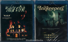 The House of the Devil & Innkeepers BLU-RAY Ti West Double Feature Lot Brand NEW