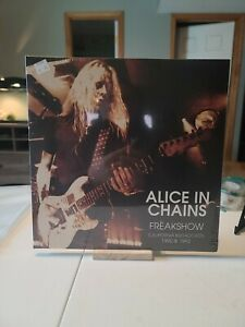 Alice In Chains Freakshow 2LP Unofficial European Release 2017 PARA136LP New