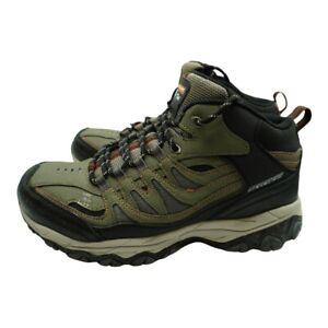 skechers men's energy after burn sneaker M-Fit mid top shoes size US 9.5