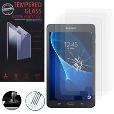 3 Films Verre Trempe Protecteur Protection Samsung Galaxy Tab A 7.0 (2016) T280