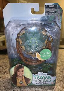 Disney's Raya and The Last Dragon The Light of Kumandra Necklace NIP