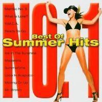 NO.1 SUMMER HITS 2 CD MIT GLORIA GAYNOR UVM NEW