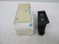 NOS 1988-1994 Grand Prix Cutlass Regal  LH Rear Door Lock Switch GM 10094078 dp