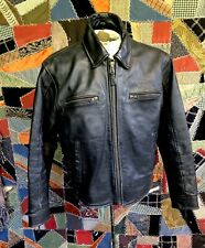 Vintage Easyriders leather biker jacket men's Medium